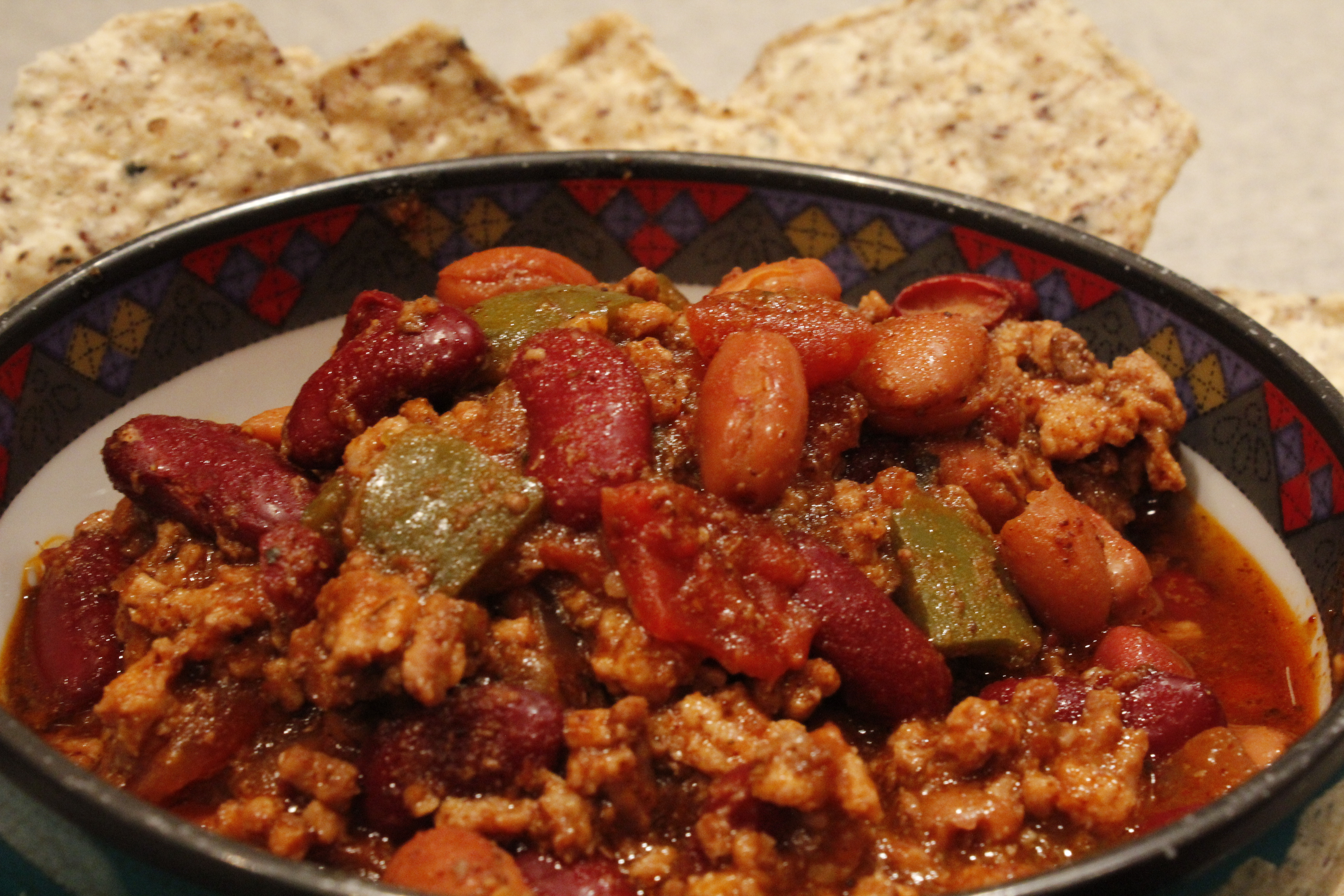 Super Bowl Of Chili Jesben