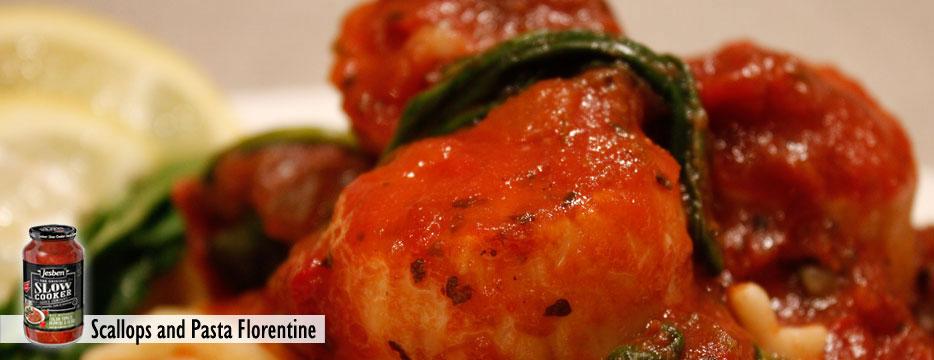 7-Scallops-and-Pasta-Florentine